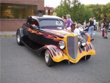 Bart's Cruise Nights - Hot Dogs and Hot Rods VIDEO