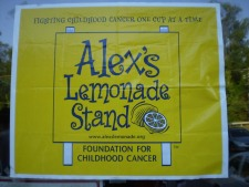 Alex's Lemonade Stand Benefit-POSTPONED DUE TO WEATHER