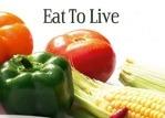 Eat To Live Organic Dinner
