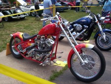 LIONS CLUB BIKE NIGHT