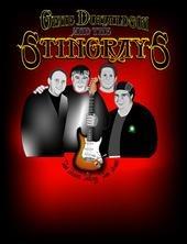 Gene Donaldson and The Stingrays!!