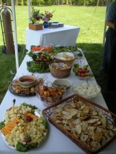 Lunch and Dinner Catering