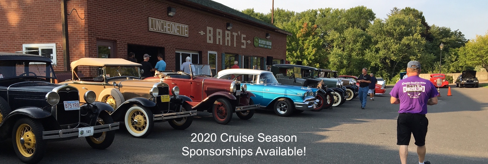 classic car cruise nights all summer