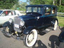 """""""Camjammers"""" Classic Car Cruise Night"""